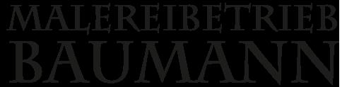 Malereibetrieb Baumann - Logo